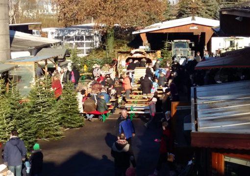Weihnachtsfest auf dem Eichwaldhof